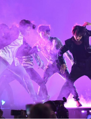 BTS: Burn the Stage the Movie