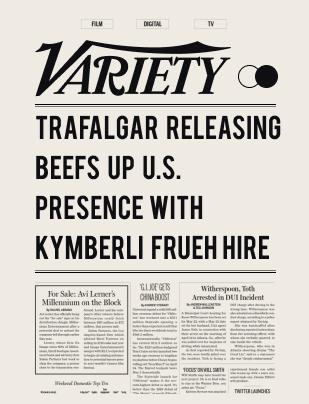 Trafalgar launch US team